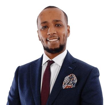 CEO Mohamed Mohamud