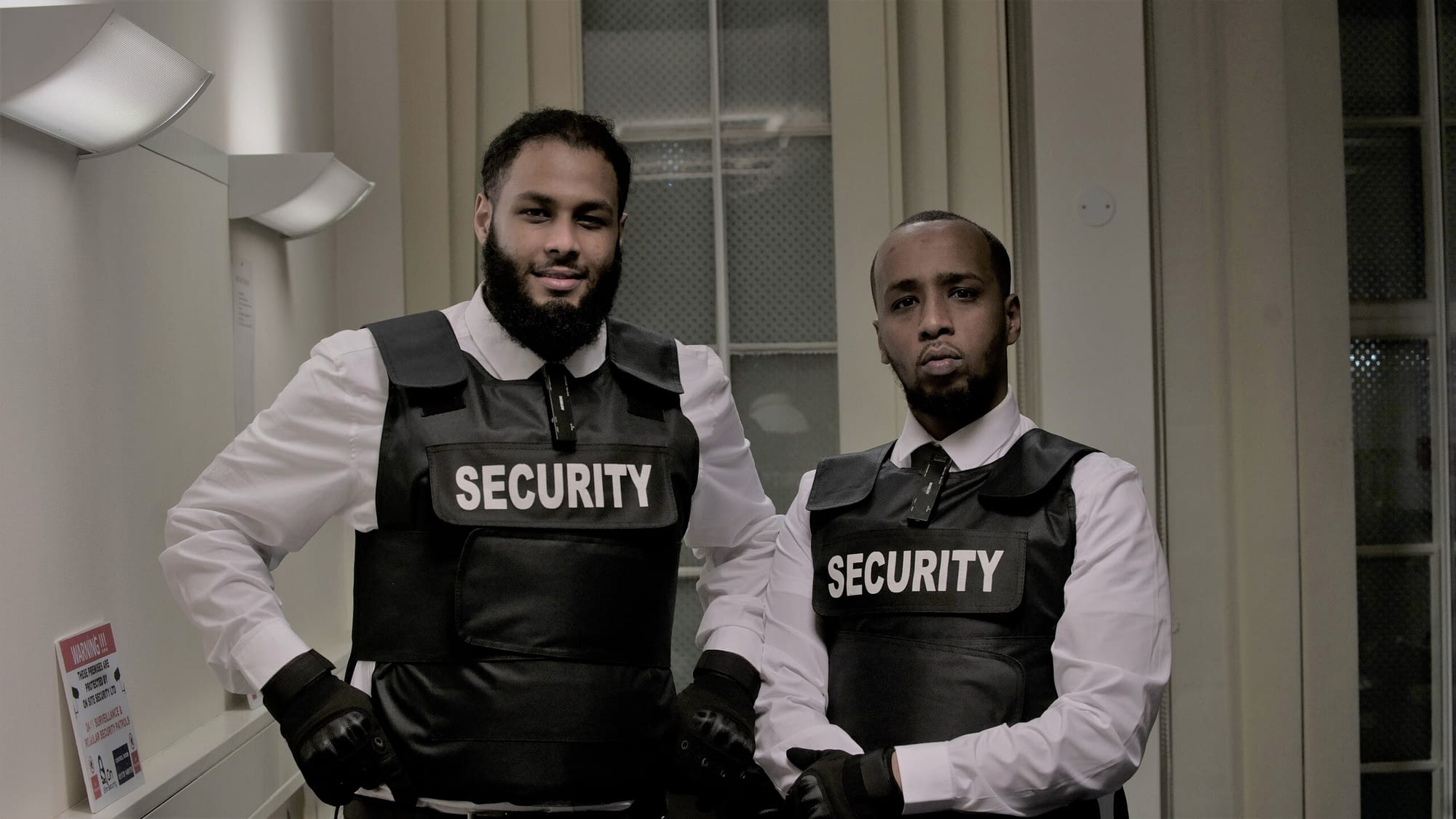 Security Guards and Mobile Patrols - Bristol, Bath and Gloucester